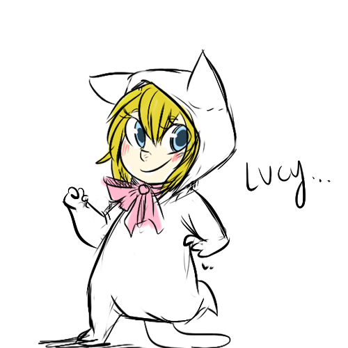 Candybooru image #6516, tagged with Box_(Artist) Lucy human
