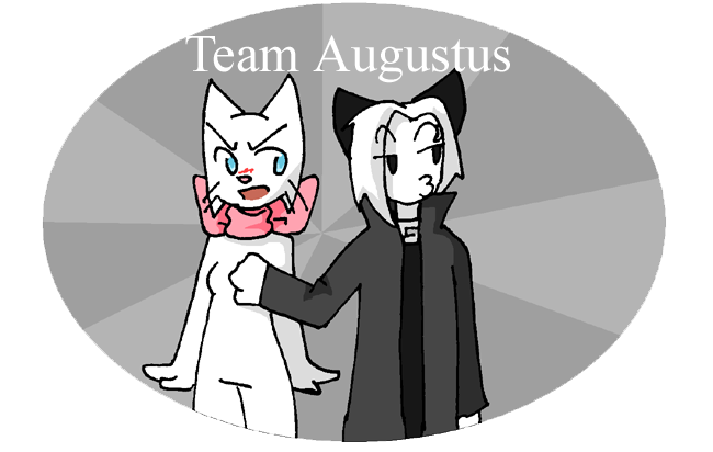 Candybooru image #2055, tagged with Augustus AugustusxLucy Lisa_(Artist) Lucy