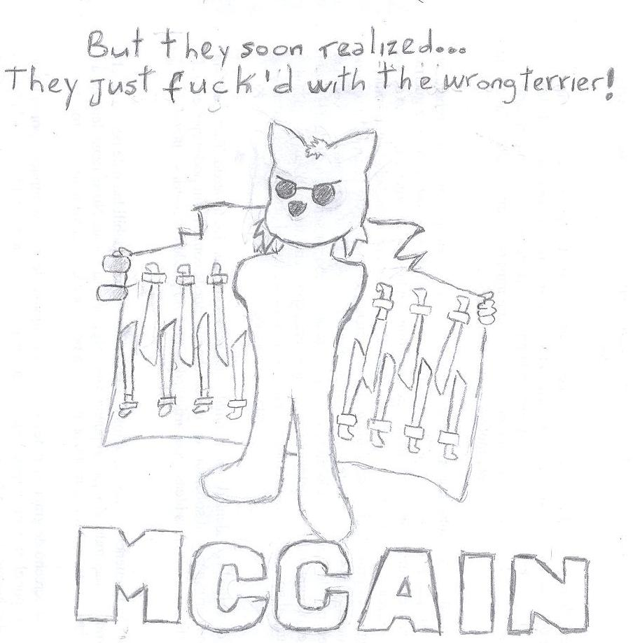 Candybooru image #2288, tagged with JPEspinoza_(Artist) McCain weapon