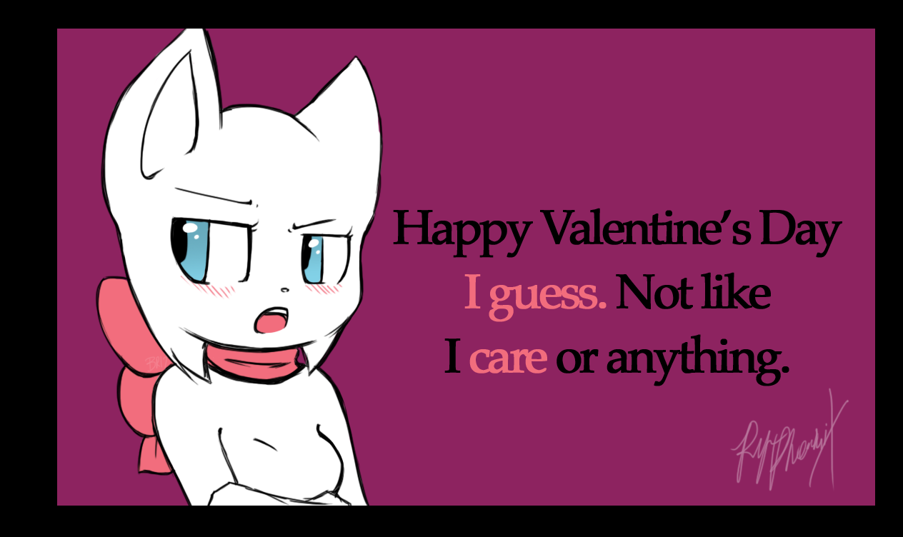 Candybooru image #5537, tagged with Lucy Rye_(Artist) Valentine's_Day