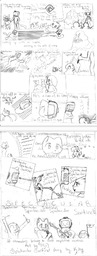 Chirpy David King_(Artist) Lucy Mike MikexLucy Yashy comic fancharacter parody (789x2086, 409.6KB)