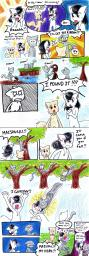 Daisy David Mike MikexSandy Sandy Taeshi_(Artist) comic (800x2278, 1003.6KB)