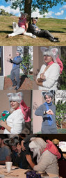 Cosplay Jawbone_(Artist) Lucy Mike MikexLucy Yashy excellent photo (1000x2697, 621.7KB)