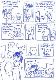 Lucy Mike MikexLucy MikexSandy Sandy Sue Taeshi_(Artist) comic (579x819, 120.7KB)