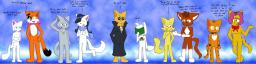 Abbey AbbeyxDaisy Amaya Daisy Lucy McCain Mike MikexSandy Paulo PauloxLucy Sandy SpaceMouse_(Artist) Sue SuexMcCain Tess excellent (4000x1000, 1.1MB)