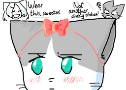 Hair_Lucy Itzumi_(Artist) Lucy Mike MikexLucy kittens (962x686, 45.2KB)