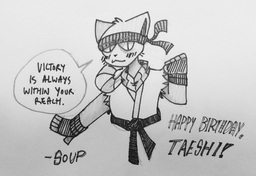 Mike Soup_(Artist) Taeshi birthday (2481x1704, 506.2KB)