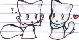 Lucy Mike MikexLucy RenaetheCat_(Artist) (732x372, 104.5KB)