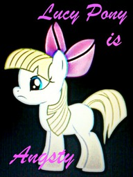 Lucy noneyahbusiness_(Artist) pony (445x594, 66.9KB)