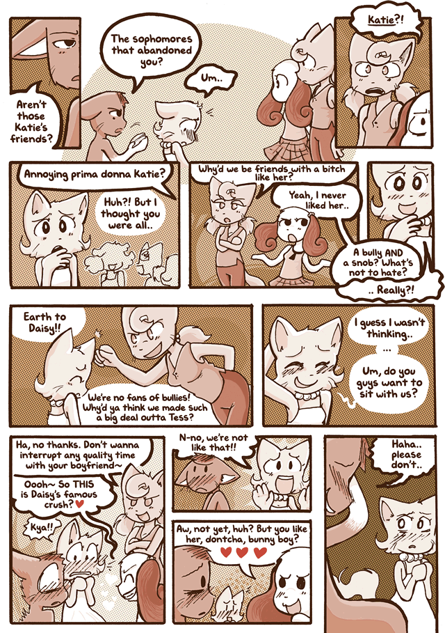New Beginnings, page 7.