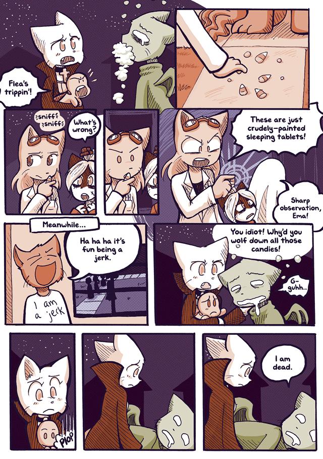 Mischief Night, page 13.