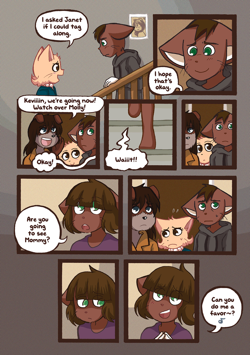 At Loose Ends — Page 32