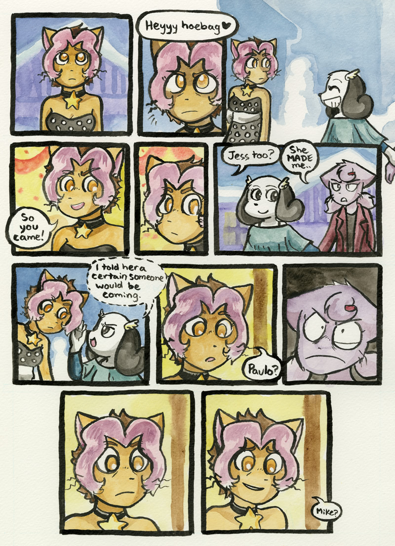 Ten Seconds to Midnight — Page 7