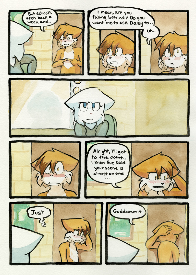 Curtain Call — Page 8