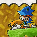 Not Enough Rings: Mushroom Hill Zone, Act 1 thumbnail